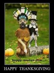 Thanksgiving Meme 2021