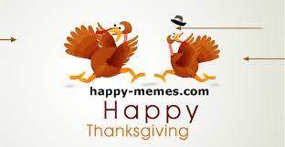 Thanksgiving Meme 2020