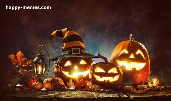Spooky Halloween Meme 2020