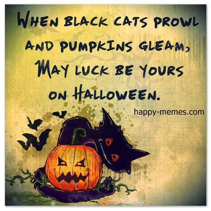 Happy Halloween Quotes