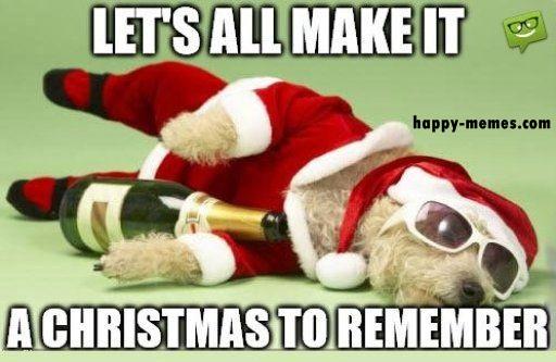 happy Christmas Meme