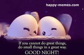 Good Night Sayings