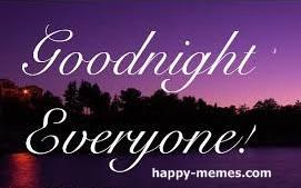 Good Night Sayings 2021